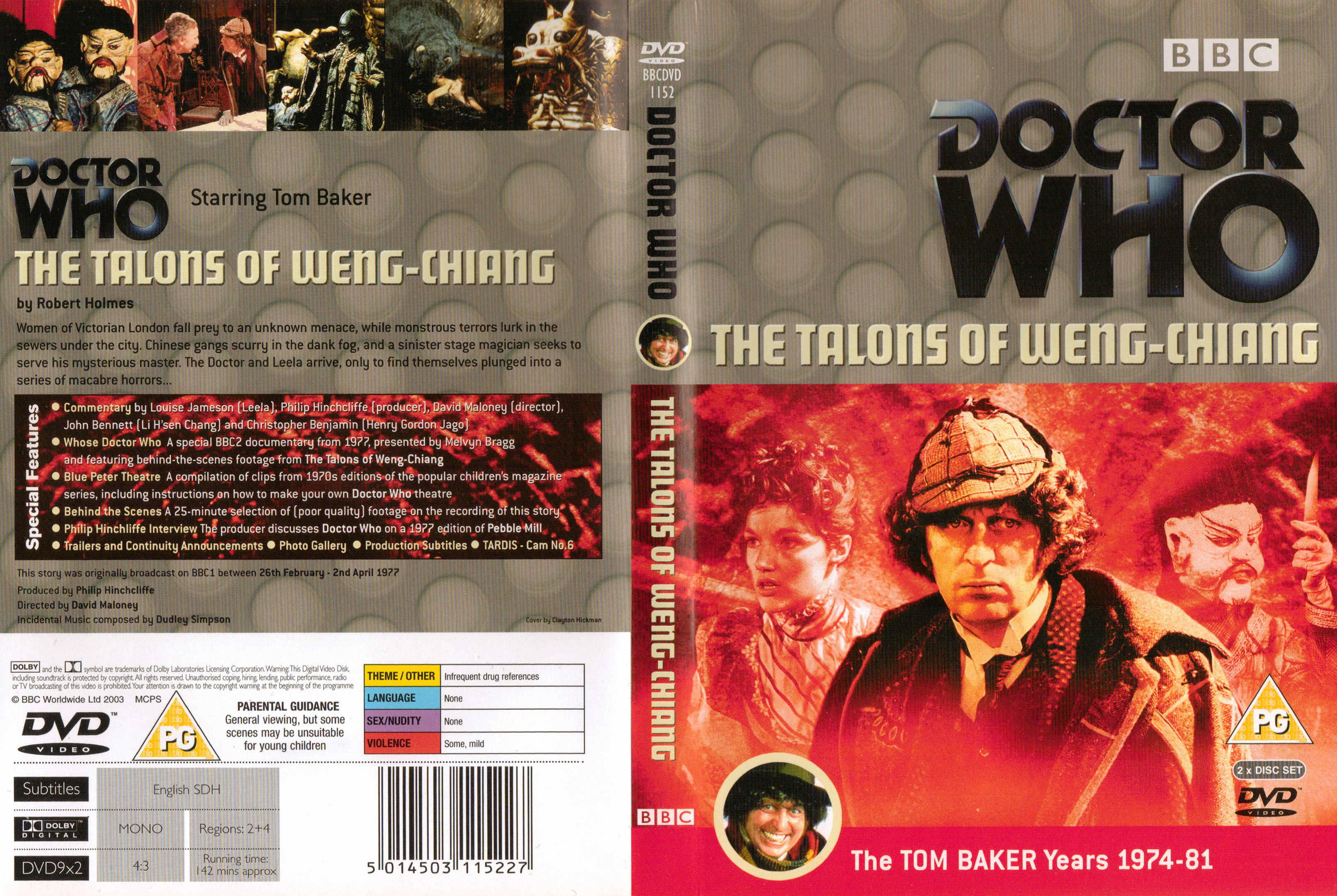 The Talons of Weng-Chi...