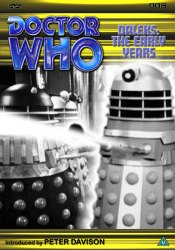 My new DVD template cover for Daleks - The Early Years