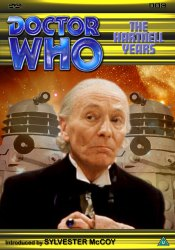 My new DVD template cover for The Hartnell Years