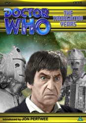 My new DVD template cover for The Troughton Years