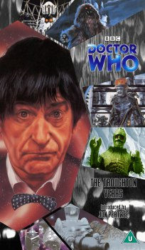 My cover for The Troughton Years using artwork