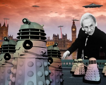 Dalek Invasion of Earth wallpaper