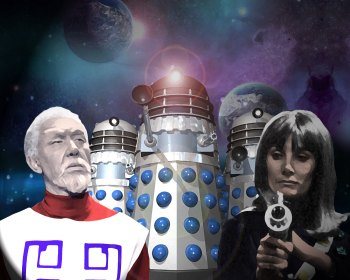 The Daleks' Master Plan wallpaper