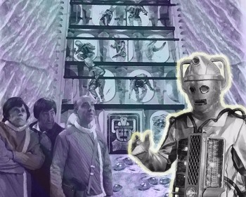 The Tomb of the Cybermen wallpaper