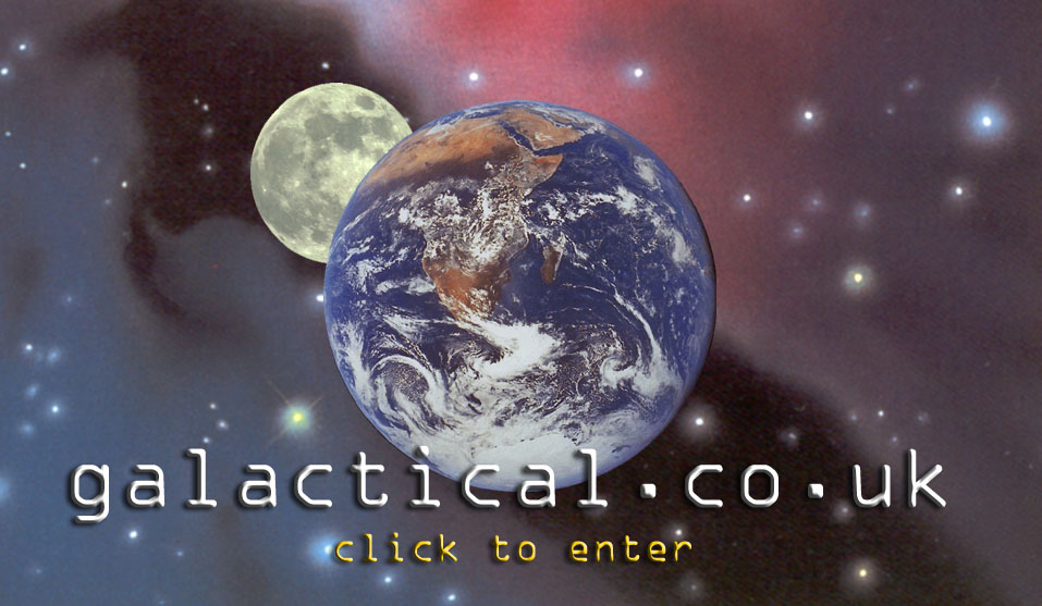 Welcome to Galactical.co.uk - click for main menu
