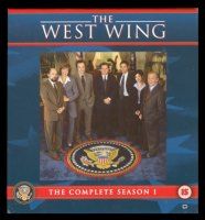 The entire first series of The West Wing - win it in this month's competition!