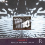 Doctor Who CD - win it in this month's competition!