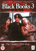 Black Books Series 3 on DVD - the prize in the September competition!