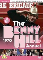 The Benny Hill Annual 1970 on DVD - the prize in the July competition! (picture courtesy of Amazon.co.uk)