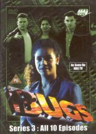 The third series of BUGS - the DVD prize in the March competition!