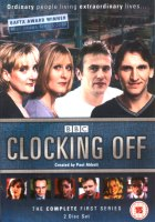 The first series of Clocking Off - the DVD prize in the February competition!