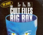 The Cult Files Big Box CD set - the DVD prize in the February competition!