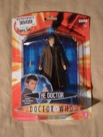 You can win The Doctor! Oh alright, a figure of him in this month's competition!