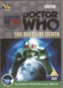 Doctor Who - The Seeds of Death DVD - April 2005's prize!