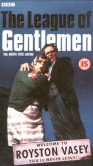 League of Gentleman Series 1 on VHS