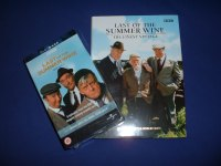 Last Of The Summer Wine - one of December's prizes!