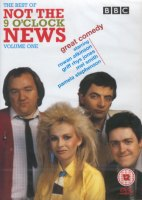 Not The Nine O'Clock News - Volume 1 - this month's prize on DVD!