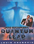 The Complete Quantum Leap (well...) - this month's prize on DVD!