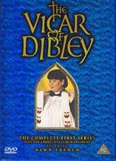 The Vicar of Dibley - the April competition prize!