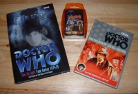 A bumper Doctor Who prize for November!