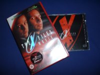 The X-Files - one of December's prizes!