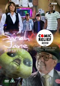 Cover for Comic Relief 2009
