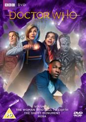 Benjamin's Region 2 DVD cover for Series 11 Volume 1