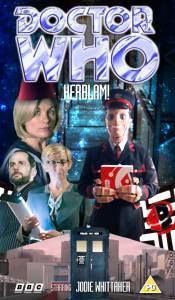 Benjamin's retro VHS cover for Kerblam!