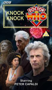 Benjamin's retro VHS cover for Knock Knock