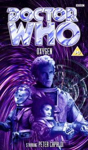 Benjamin's retro VHS cover for Oxygen