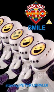 Benjamin's retro VHS cover for Smile