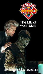 Benjamin's retro VHS cover for The Lie of the Land