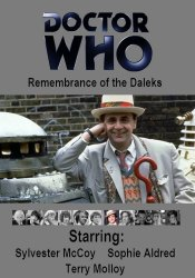 Charlie's DVD cover for Remembrance of the Daleks
