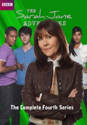 Charlie's DVD cover for The Sarah Jane Adventures - Series 4