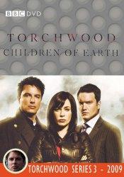 Charlie's DVD cover for Torchwood: Children of Earth