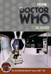 Stephen Reynolds' DVD cover for Alixion