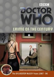 Stephen Reynolds' DVD cover for Crime of the Century