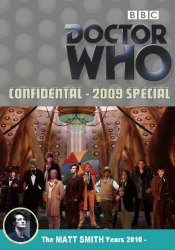 Stephen Reynolds' DVD cover for Doctor Who Confidential: The Eleventh Doctor