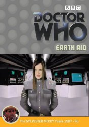 Stephen Reynolds' DVD cover for Earth Aid