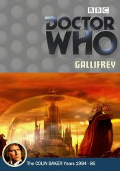 Stephen Reynolds' DVD cover for Gallifrey
