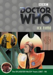 Stephen Reynolds' DVD cover for Ice Time