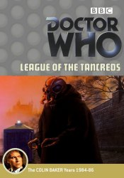 Stephen Reynolds' DVD cover for League of the Tancreds
