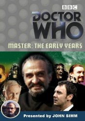 Stephen Reynolds' DVD cover for a potential Master: The Early Years