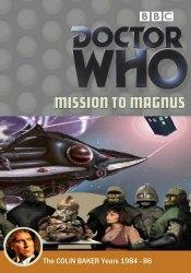 Stephen Reynolds' DVD cover for Mission To Magnus