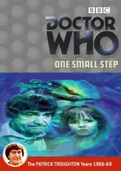 Stephen Reynolds' cover for One Small Step