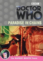 Stephen Reynolds' DVD cover for Paradise in Chains