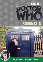 Stephen Reynolds' DVD cover for Regenesis