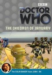 Stephen Reynolds' DVD cover for The Children of January