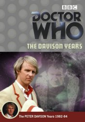 Stephen Reynolds' DVD cover for a potential The Davison Years