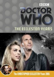 Stephen Reynolds' DVD cover for a potential The Eccleston Years
